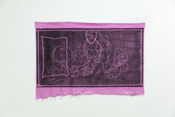 Fabric Printing with Adults and Kids (Inter-generational Series)