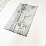 Drypoint Etching