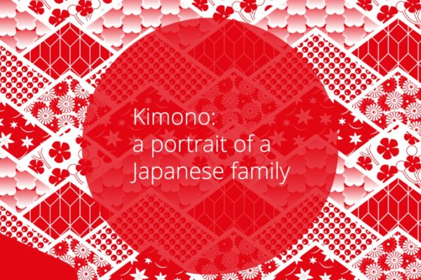 Kimono: a portrait of a Japanese family