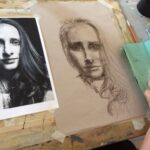Drawing and Painting: An Open Studio with Sharon Thomas