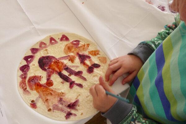 Edible Art (Ages 8 – 12)