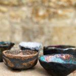 Raku Fired Ceramics **SOLD OUT**